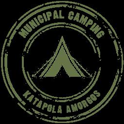 Logotyp Kommunal Camping Amorgos