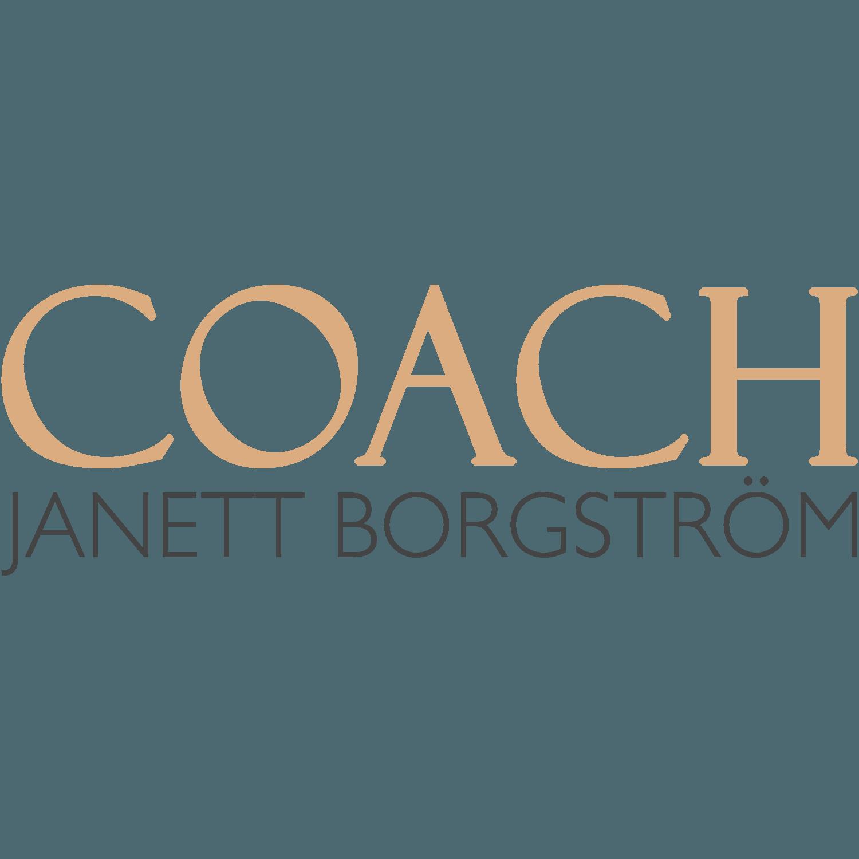 Logotyp Coach Janett
