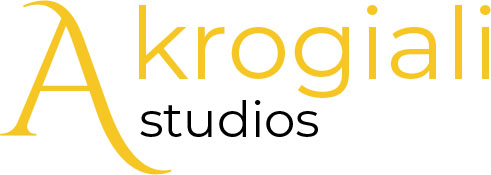 Graphic Design Logo Studios Akrogiali