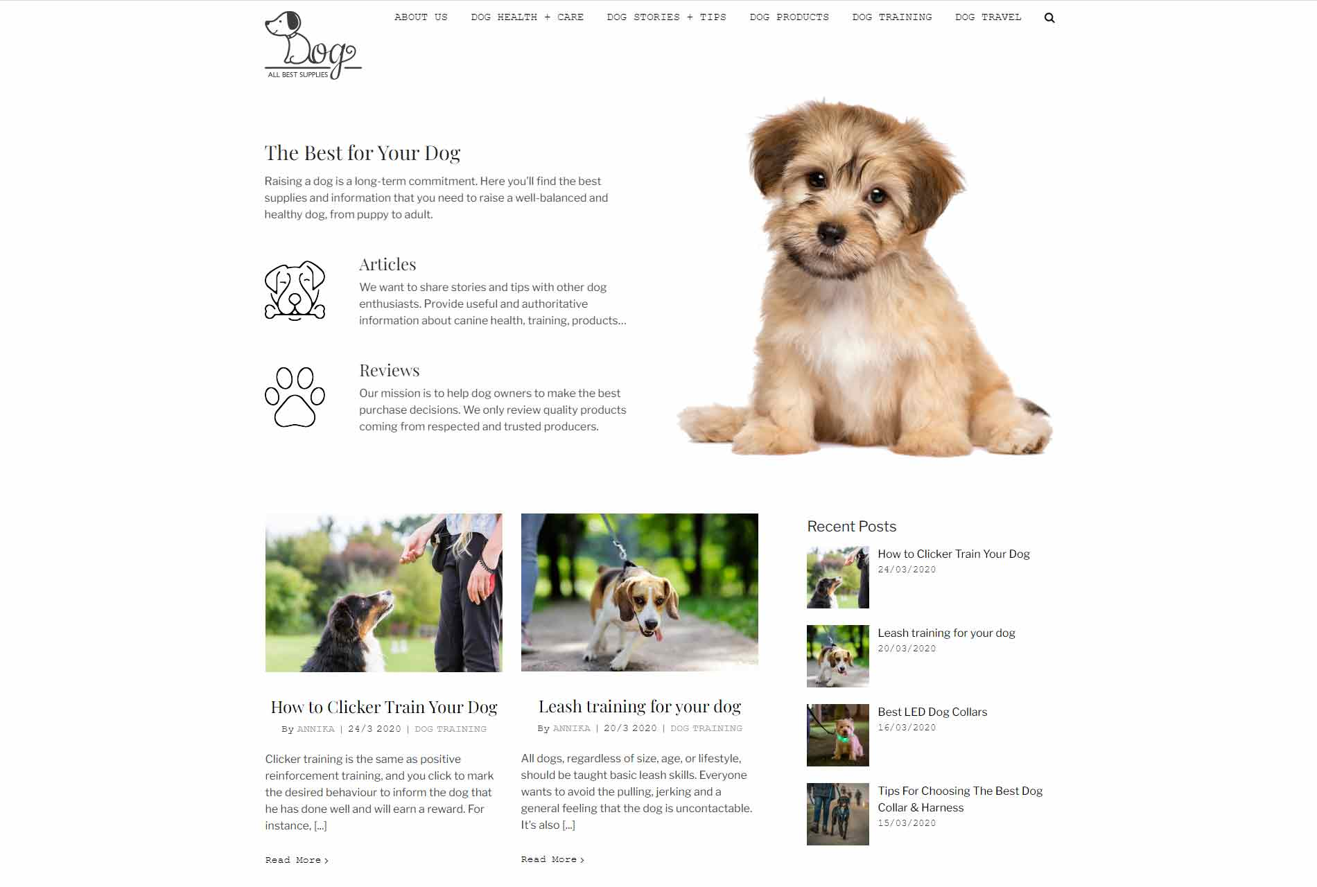 anweb design All Best Dog Supplies