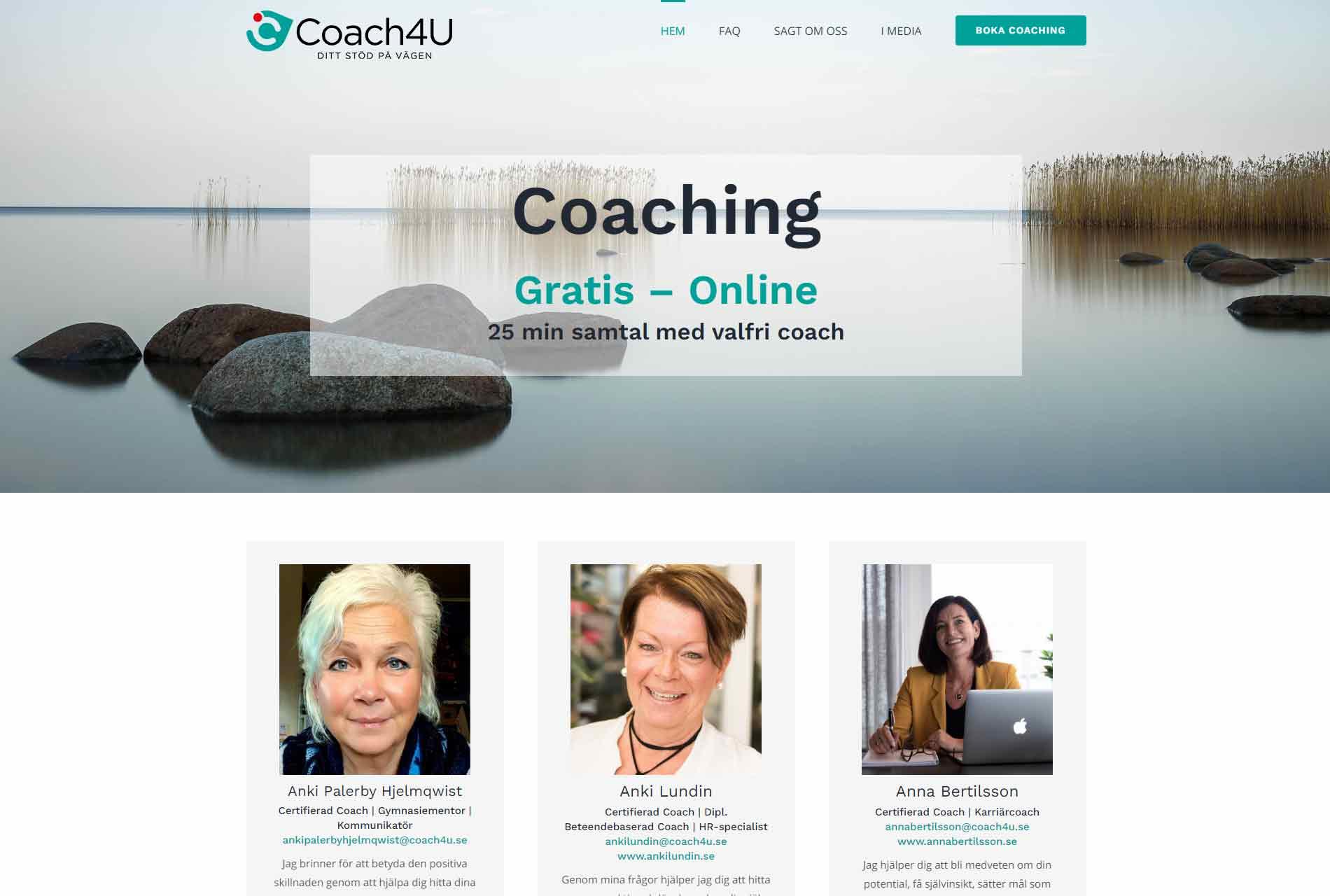 anweb design Coach4U