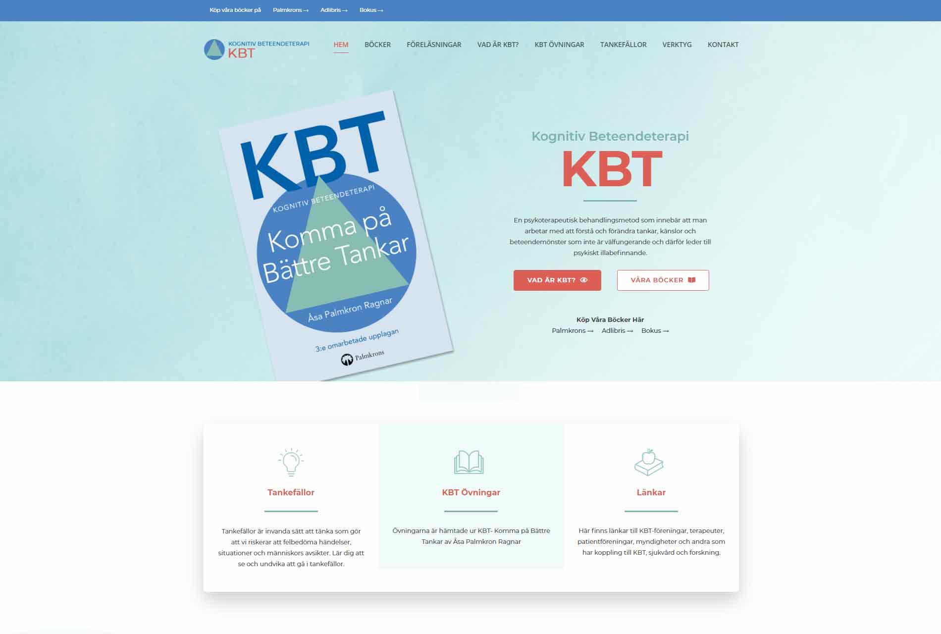 anweb design KBTterapi